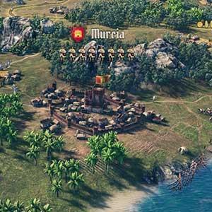 Mureia village place