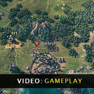 Knights of Honor 2 Sovereign Gameplay Video