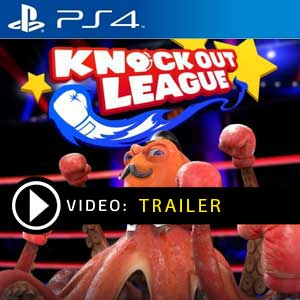 Knockout League PS4 Prices Digital or Box Edition