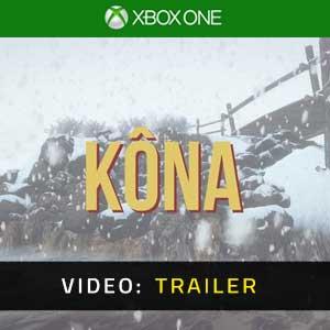 Kona Xbox One Video Trailer