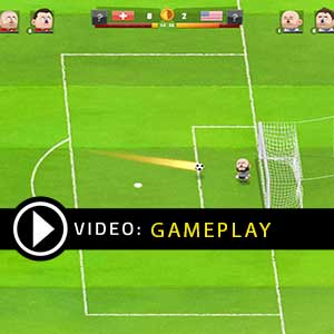 Kopanito AllStars Soccer League Gameplay Video