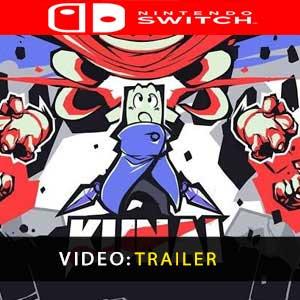 KUNAI Nintendo Switch Prices Digital or Box Edition