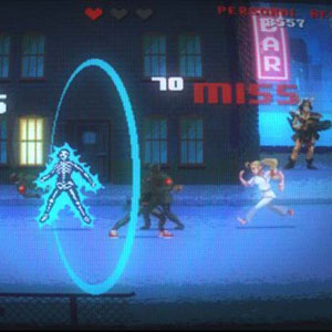 Kung Fury Street Rage: Fight Mode