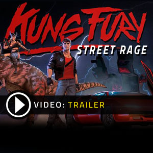 Buy Kung Fury Street Rage CD Key Compare Prices