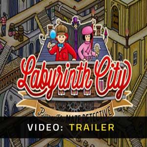 Labyrinth City Pierre the Maze Detective Video Trailer