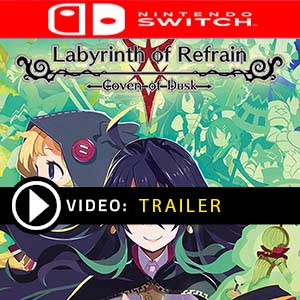 Labyrinth of Refrain Coven of Dusk Prices Digital or Box Edition
