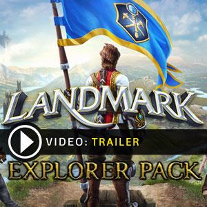 Landmark Explorer