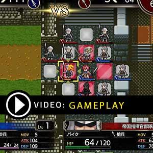 Langrisser 1 & 2 PS4 Gameplay Video