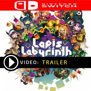 Lapis x Labyrinth Nintendo Switch Prices Digital or Box Edition