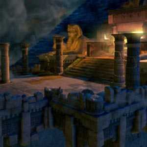 Lara Croft and the Temple of Osiris PS4 - Temple