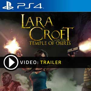 Lara Croft and the Temple of Osiris PS4 Prices Digital or Physical Edition