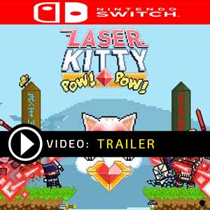 Laser Kitty Pow Pow Nintendo Switch Prices Digital or Box Editiones