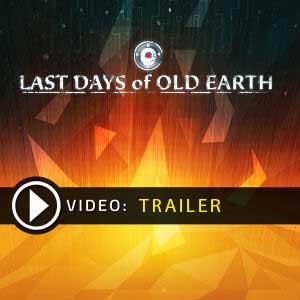 Buy Last Days of Old Earth CD Key Compare Prices