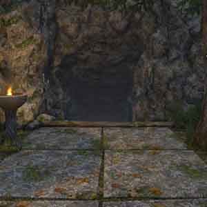 Legend Of Grimrock 2 Entrance to the dungeon