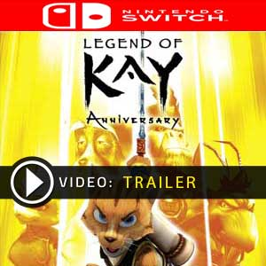 Legend of Kay Anniversary Nintendo Switch Prices Digital or Box Edition