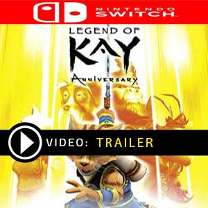 Legend of Kay Nintendo Switch Prices Digital or Box Edition