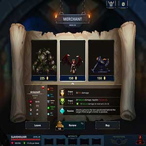stats and resistances