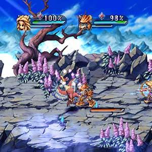Legend of Mana Nintendo Switch Garuda