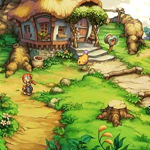 Legend of Mana Nintendo Switch Rabite