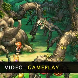 Legend of Mana Nintendo Switch Gameplay Video