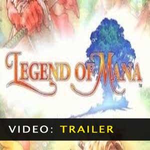 Legend of Mana Trailer Video