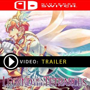 Legend of the Tetrarchs Nintendo Switch Prices Digital or Box Edition