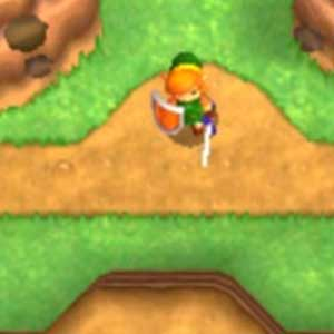 Legend of Zelda A Link between Worlds 3DS Character