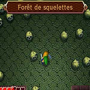 Legend of Zelda A Link between Worlds 3DS Character