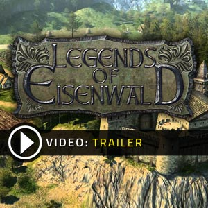 Legends of Eisenwald Gameplay Video