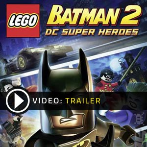 Buy LEGO Batman 2 DC Super Heroes CD Key Compare Prices