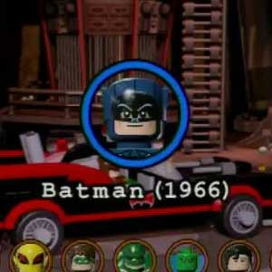 LEGO Batman The Videogame - Batman