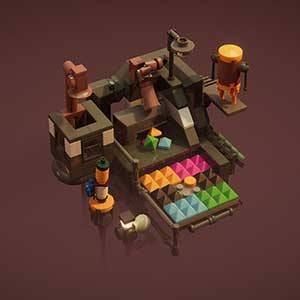 LEGO Builders Journey Factory