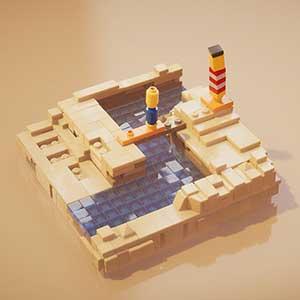 LEGO Builders Journey River