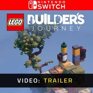 LEGO Builders Journey Nintendo Switch Video Trailer