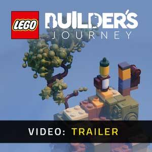 LEGO Builder's Journey Video Trailer