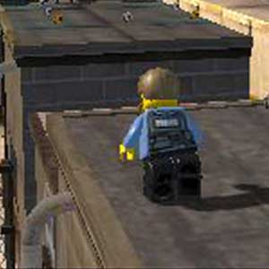 LEGO City Undercover The Chase Begins Nintendo 3DS Character