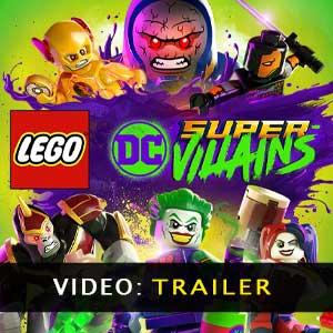 LEGO DC Super-Villains Video Trailer