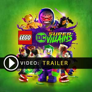 Buy LEGO DC Super-Villains CD Key Compare Prices
