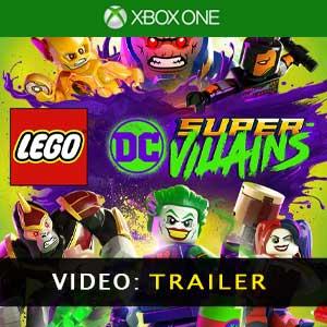 LEGO DC Super-Villains Xbox One Video Trailer