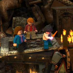 Lego Harry Potter Years 5-7 - Trouble