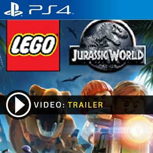 Lego Jurassic World PS4 Prices Digital or Physical Edition