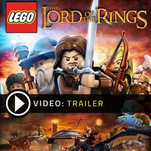 Buy LEGO Lord of the Rings CD Key Compare Prices
