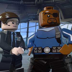LEGO Marvel Super Heroes Nick Fury