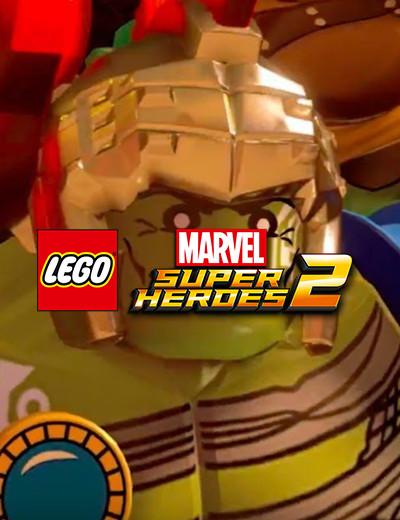 Thor Rocks the New Lego Marvel Super Heroes 2 Trailer