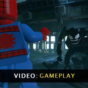 LEGO Marvel Super Heroes gameplay video