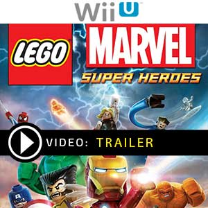 Lego Marvel Super Heroes Nintendo Wii U Prices Digital or Box Edition