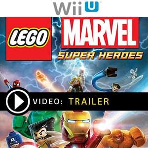 Lego Marvel Super Heroes Nintendo Wii U Prices Digital or Box Edition