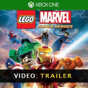 LEGO Marvel Super Heroes trailer video