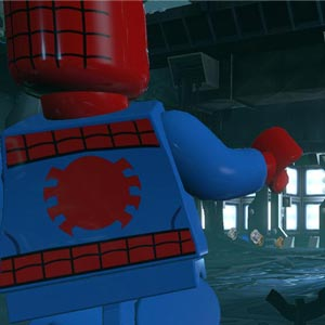 LEGO Marvel Superheroes Nemesis