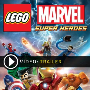 Buy LEGO Marvel Superheroes CD Key Compare Prices